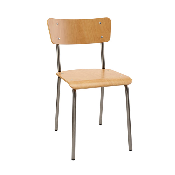 The Original Contemporary School Chair - Beech