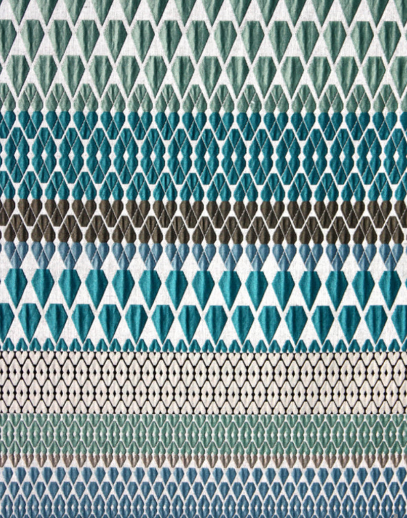 Fabric Swatch - Bailey Kaleidoscope by Margot Selby