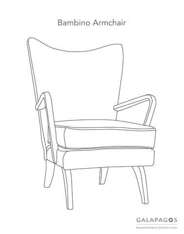 Make Your Own Bambino Armchair