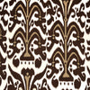 Free Fabric Samples at Galapagos - Christopher Farr Belfour Chocolate