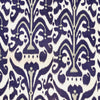 Free Fabric Samples at Galapagos - Christopher Farr Belfour Indigo
