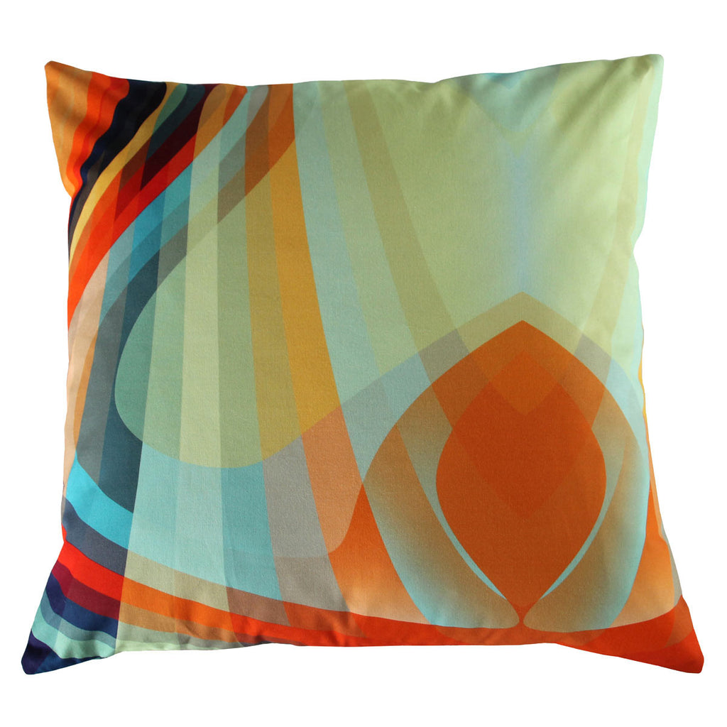 Galapagos Bliss Cushion by Parris Wakefield - 60cm x 60cm