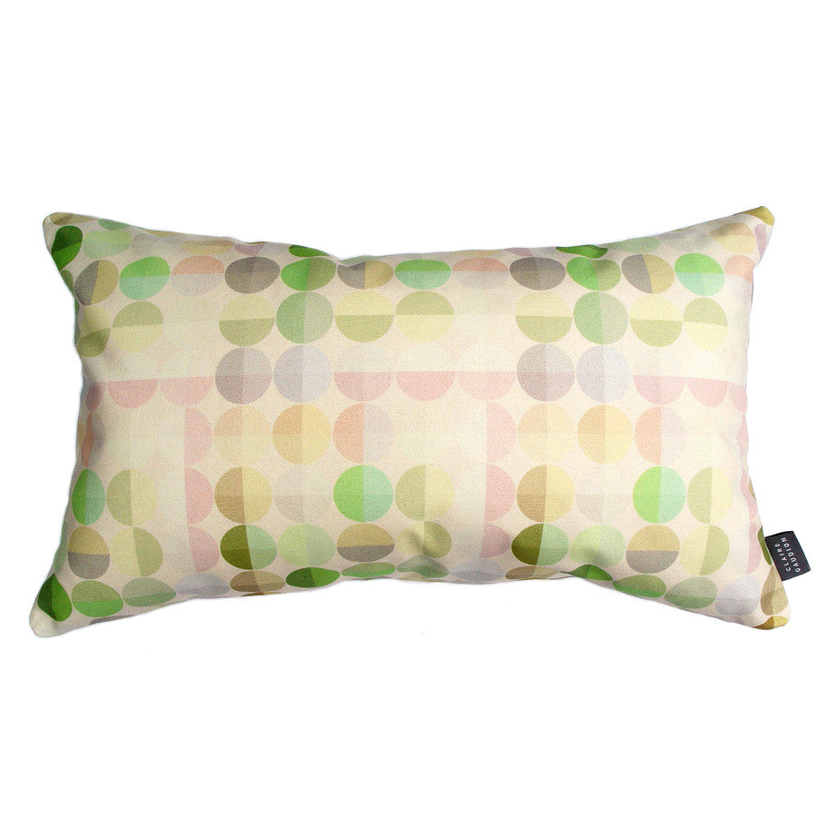 Caquorobert Cushion by Claire Gaudion