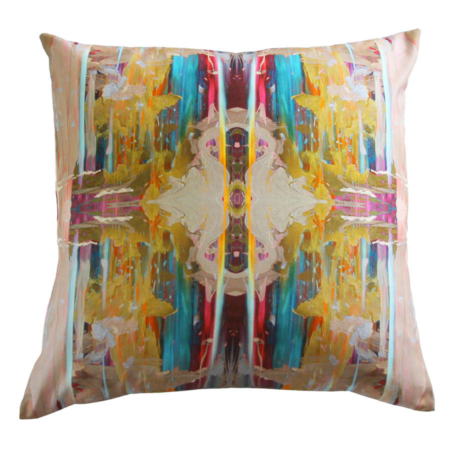 Chance Cushion by Parris Wakefield available at GalapagosDesigns.com