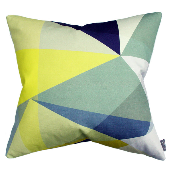 Gull Rock Cushion by Claire Gaudion available at GalapagosDesigns.com