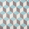 Korla Cubes Angel Blue - Order your free sample at GalapagosDesigns.com!