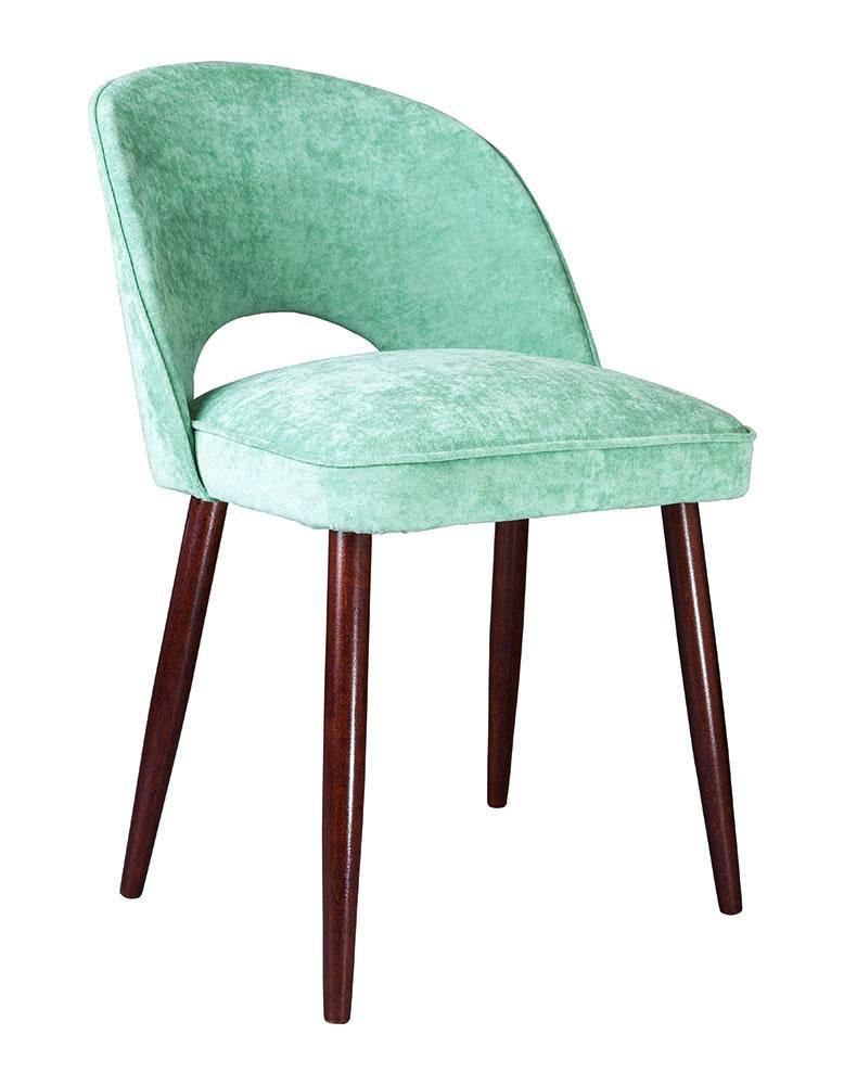 New Fernandina Desk and Dining Chair in Pale Jade Crush Velvet