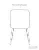 Make Your Own Fernandina Dining Chair