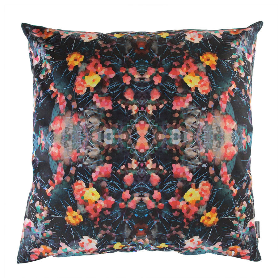 Large Fierce Beauty Cushion by Parris Wakefield available at GalapagosDesigns.com