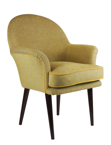 Midcentury Made Modern - The Beck Chair in Fleck