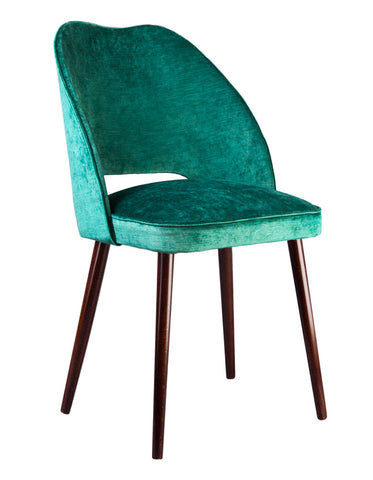 New Fernandina Bow Dining and Desk Chair in Loriano Mallard