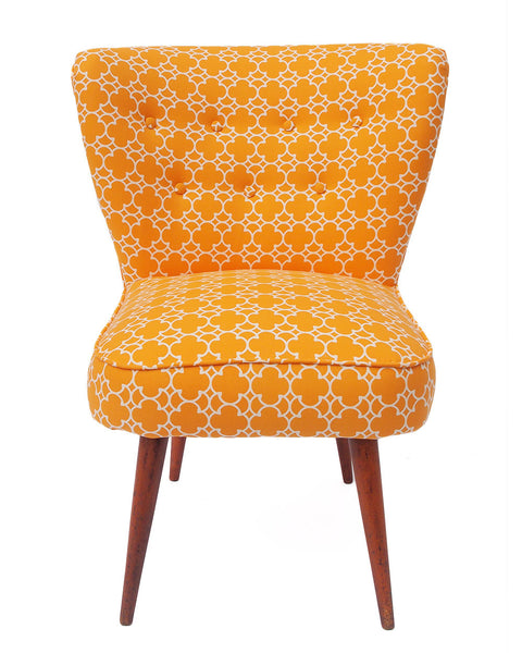 The New Genovesa Cocktail Chair in Korla Ayers Rock - Available at GalapagosDesigns.com