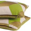 Cubes Grass Cushion available at GalapagosDesigns.com