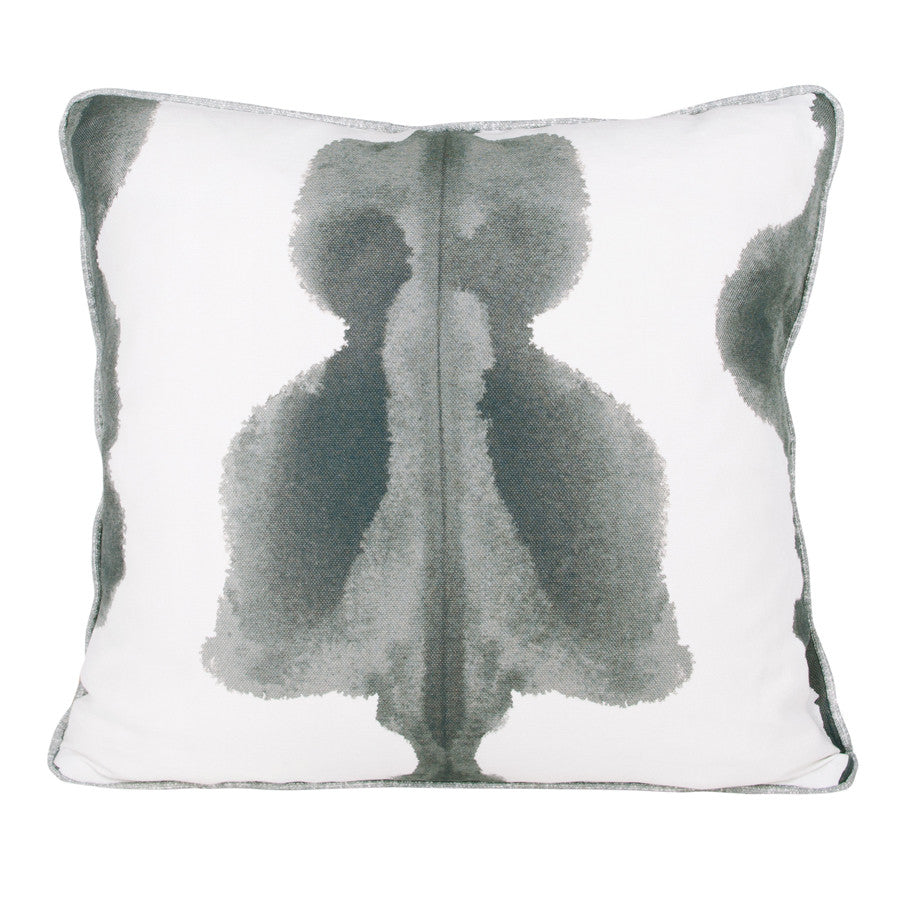 Steel Inkat Cushion by Korla