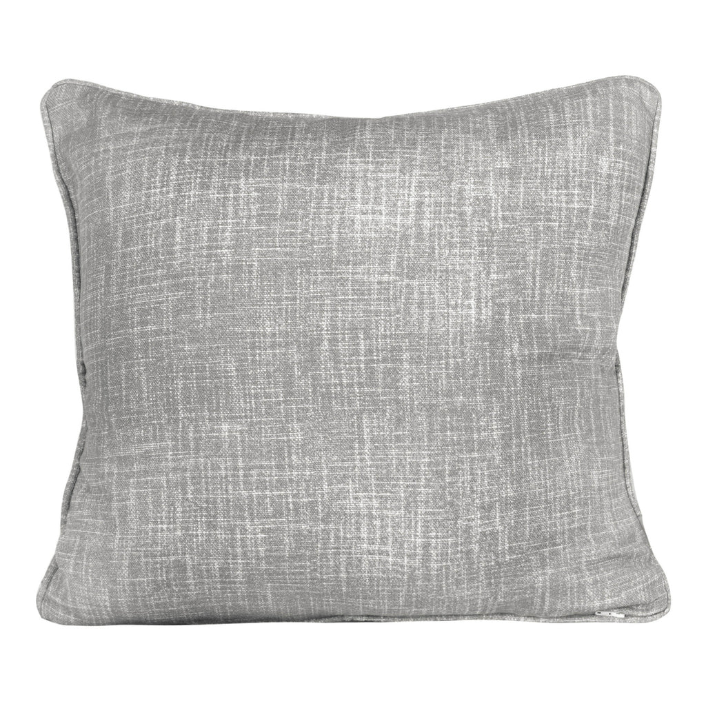 Steel Weave Cushion by Korla
