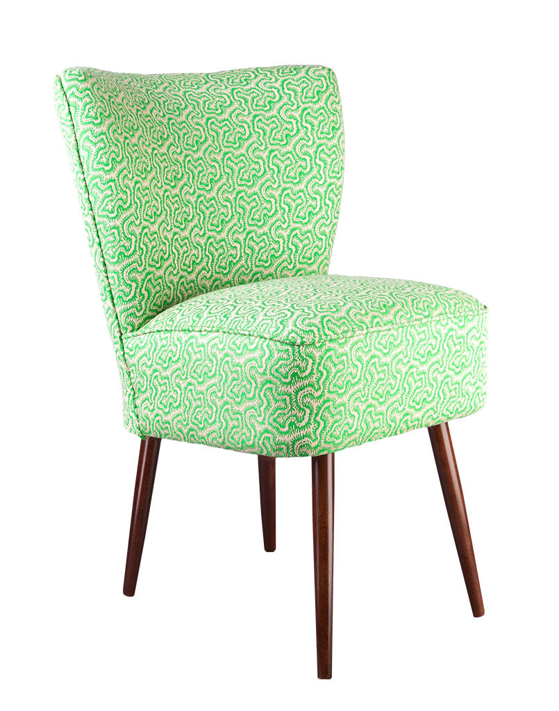 New Genovesa Cocktail Chair in Polka