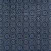 Linwood Fable Collection Labyrinth Velvet Indigo - Free Fabric Samples available at GalapagosDesigns.com