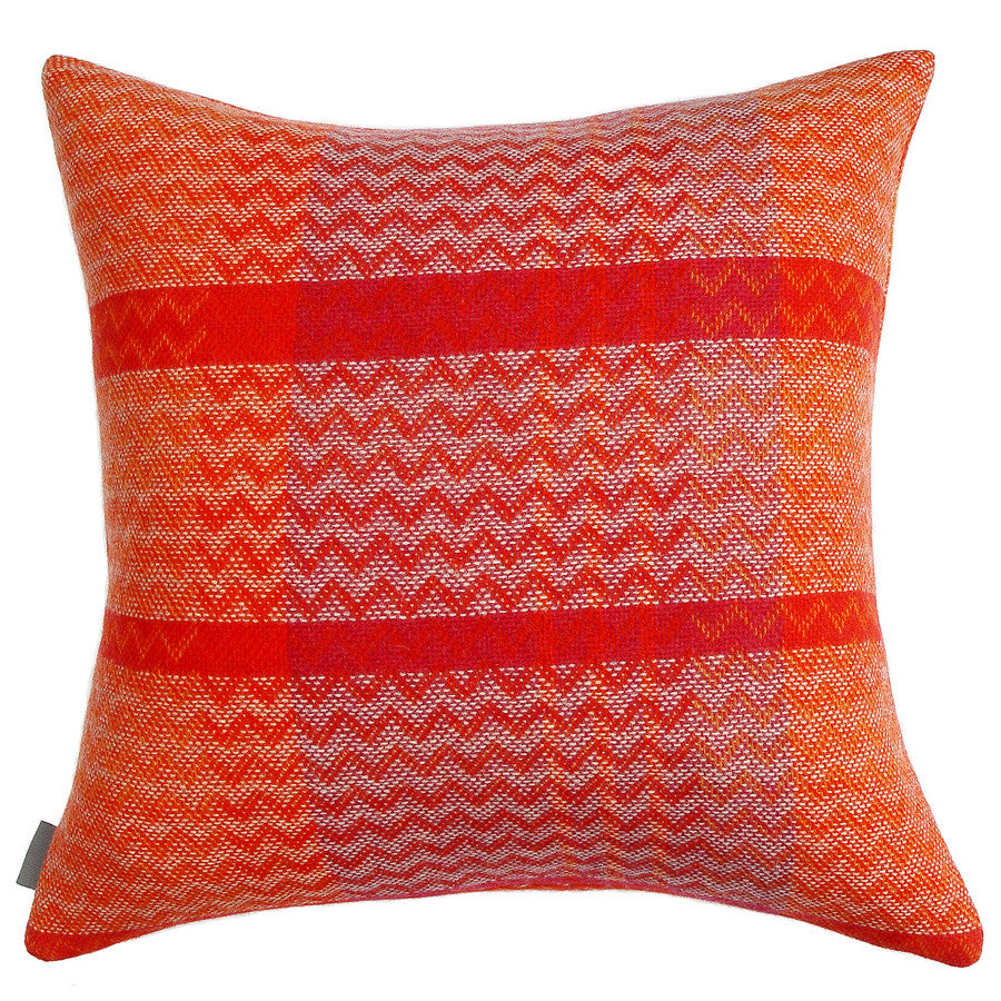 Grand Rocques Cushion by Claire Gaudion