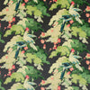 Free fabric samples from GalapagosDesigns.com - Jungle Jive Velvet Navy from Linwood