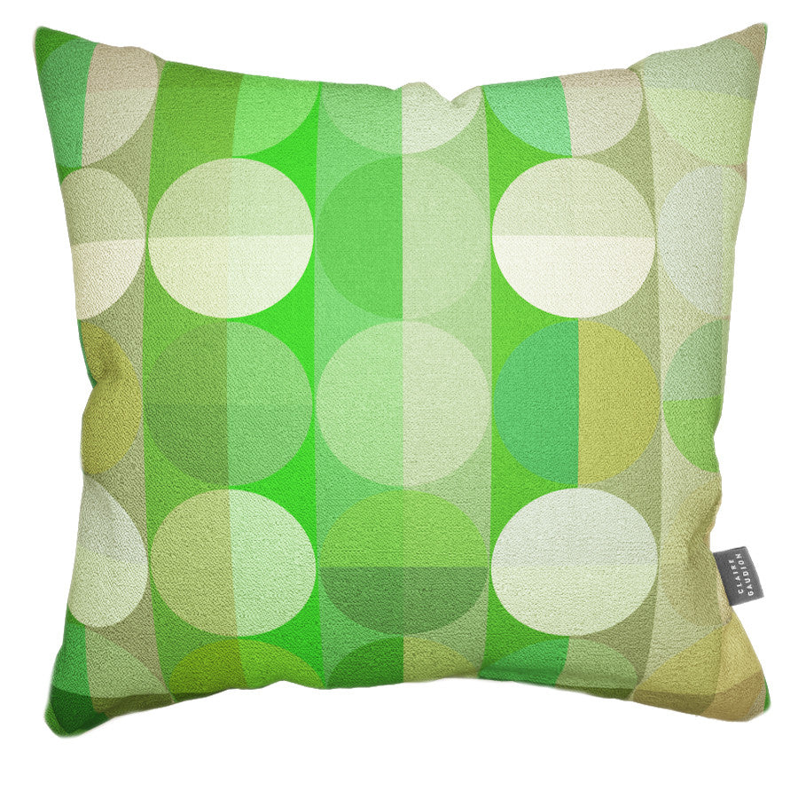 La Bette Deux Marble Cushion by Claire Gaudion