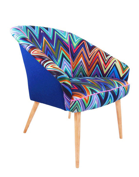 The Marchena Chair in Zigzag