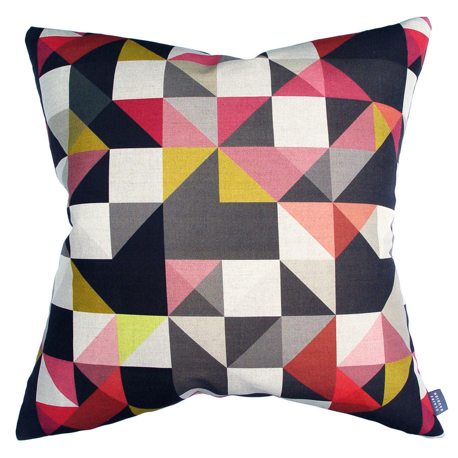 Tielles Three Cushion by Claire Gaudion