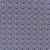 Korla Bhutan Lattice Reverse II Navy - Order your free fabric sample at GalapagosDesigns.com!