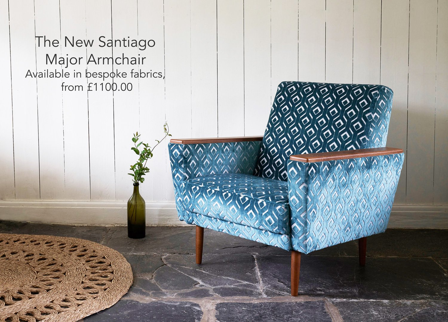 SHOP the New Santiago Chair