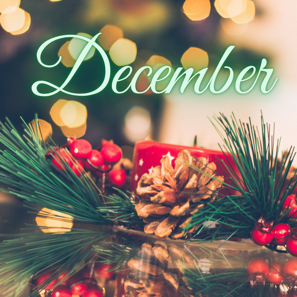 December @ Sweet Yarns