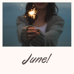 June - getting things back to a little more normal