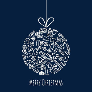 Merry Christmas & Happy New Year from Sweet Yarns
