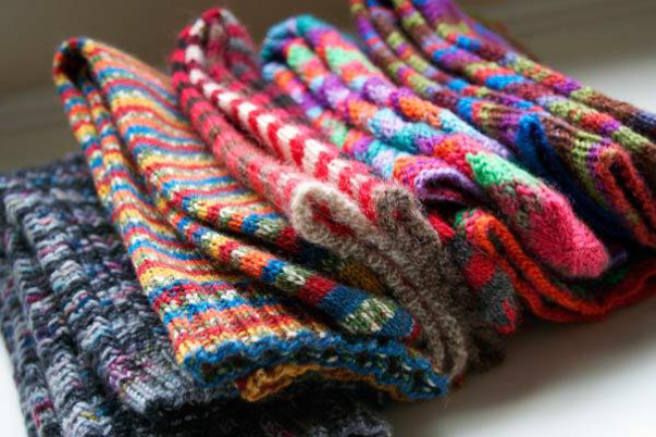 May's Sock-A-Palooza