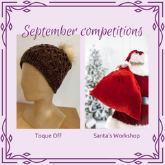 September Competitions