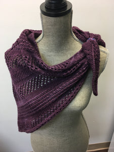 Braided Shawl Cuffs