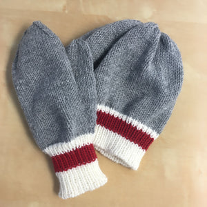 Work Sock Toque, Cowl and Mittens Kits