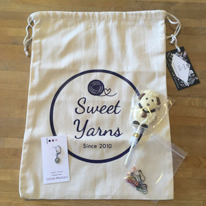 Sweet Yarns Anniversary Project Bags