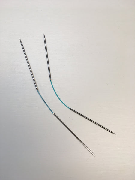 Flexible Double Pointed Needles