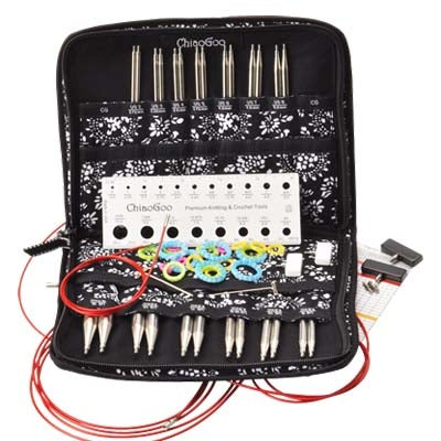 ChiaoGoo Interchangeable Needle Sets