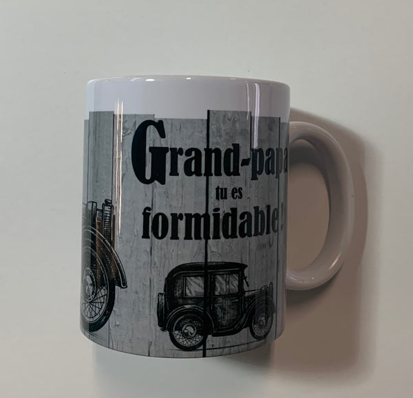 Tasse Grand-Papa formidable