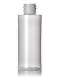 2oz HDPE Cylinder Bottle w/ Flip Top Cap (100 Count Cases)