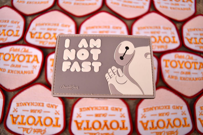 #5 - JANUARY - I am Not Fast V1
