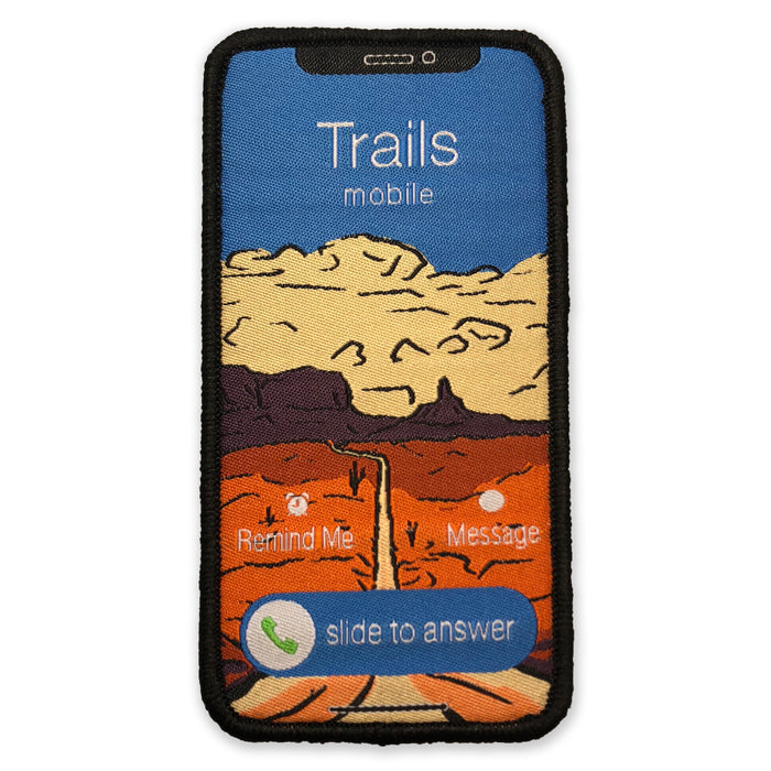 #21 - MAY - The Trails Are Calling - The Call V2