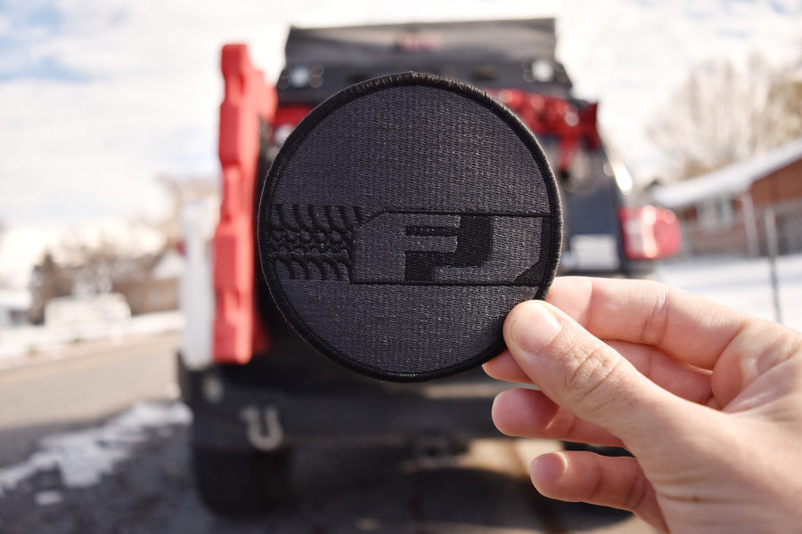 #4 - DECEMBER - FJ Spare Tire Cover V1