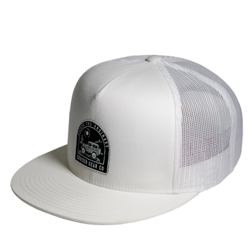 ESCAPE THE ORDINARY HAT - WHITE