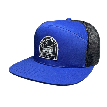 ESCAPE THE ORDINARY HAT - ROYAL