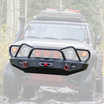 EXPEDITION ONE - FJ CRUISER FRONT BUMPER - WYOOTTO