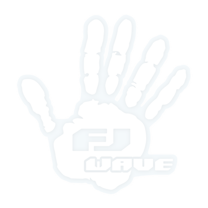 FJ WAVE (STICKER)