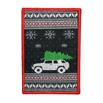 #16 - DECEMBER - Christmas Ugly Sweater Patch V1
