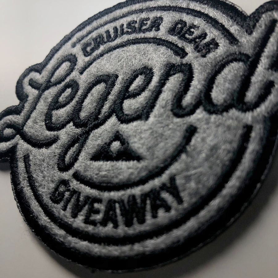Legend Giveaway Patch - V1 - (Double Entries!)