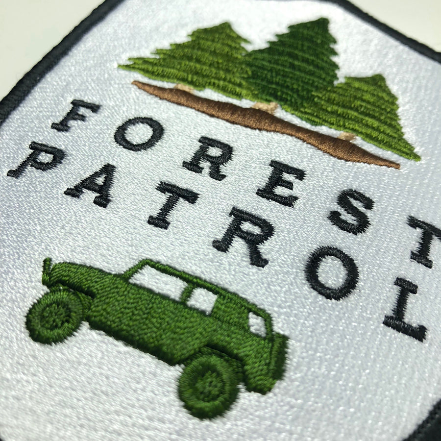 #25 - SEPTEMBER - Forest Patrol - Patrol Series V3